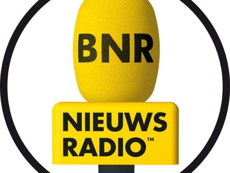 ThermIQ op BNR Nieuwsradio