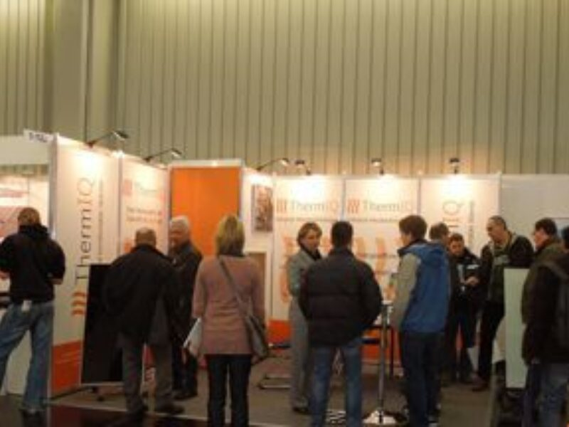 ThermIQ op de Eltec Messe