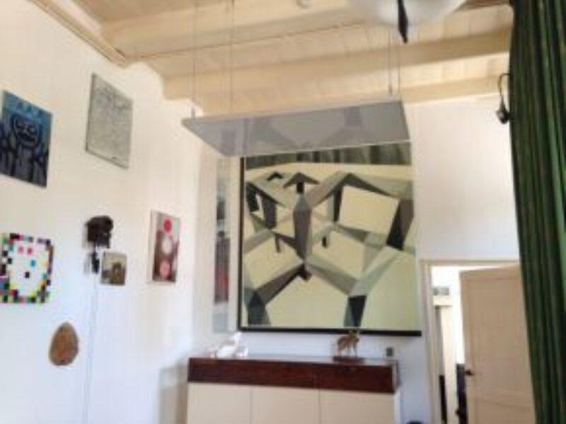 Optimale verwarming bij hoge plafonds